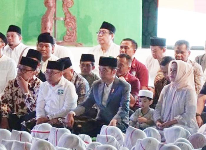 Presiden Jokowi: Persatuan dan Kerukunan Jadi Aset Terbesar Bangsa Indonesia