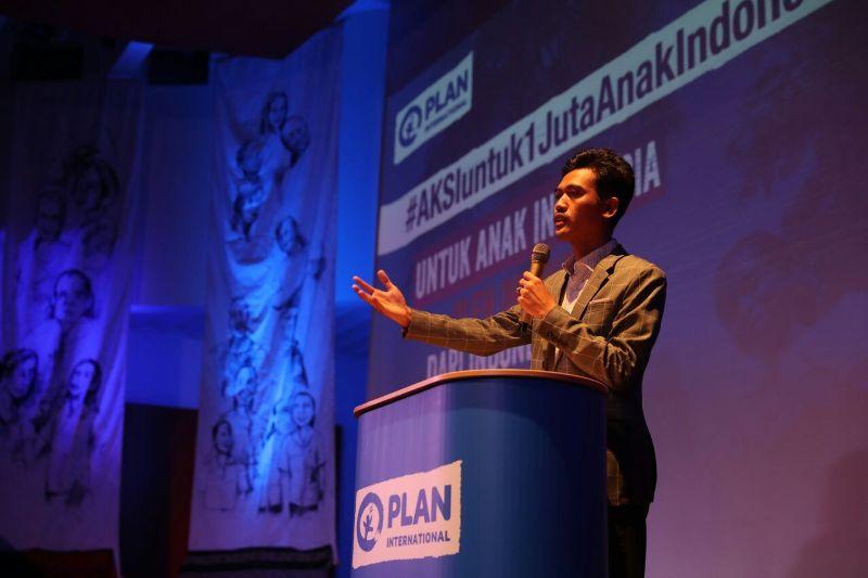 Kemenpora Buka Peluang Kerjasama dengan Yayasan Plan International Indonesia