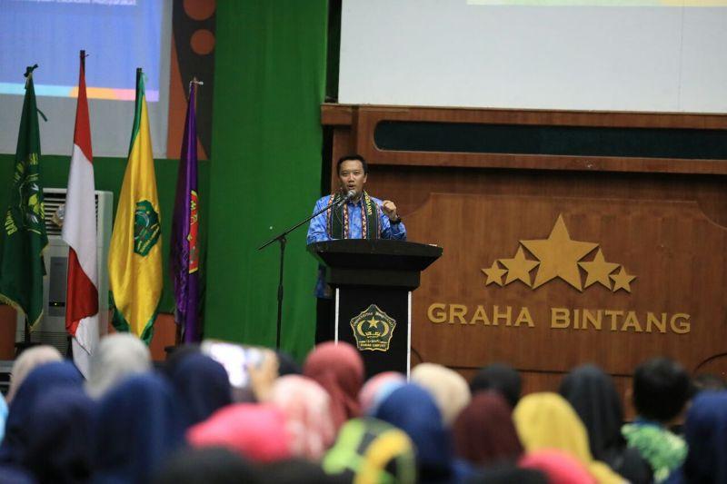 Di Universitas Malahayati, Menpora: Lampung Potensi Lahirkan Atlet Berprestasi Angkat Besi
