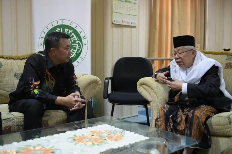 KH Ma'ruf Amin: Asian Games untuk Menjaga Ukhwah