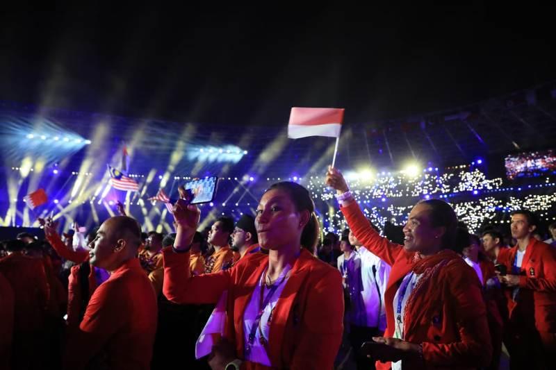 Asian Games Resmi Ditutup, Jadikan sebagai Momentum Kebangkitan