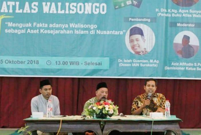 'Atlas Walisongo' Berawal dari Ketiadaan Data Walisongo di Ensiklopedi