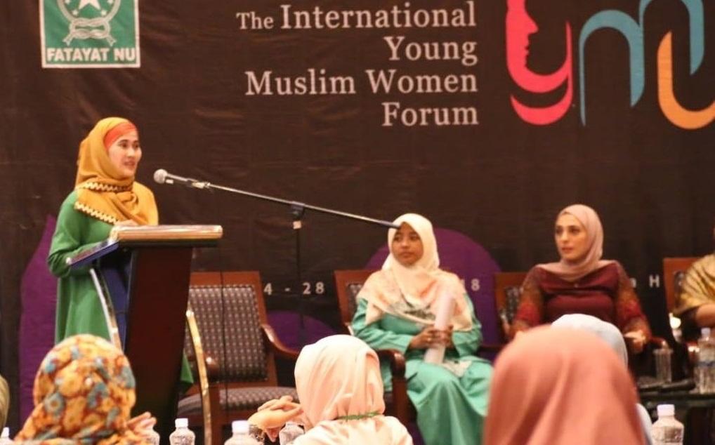 Perempuan Muda Muslim Dunia Resah Persoalan Stunting