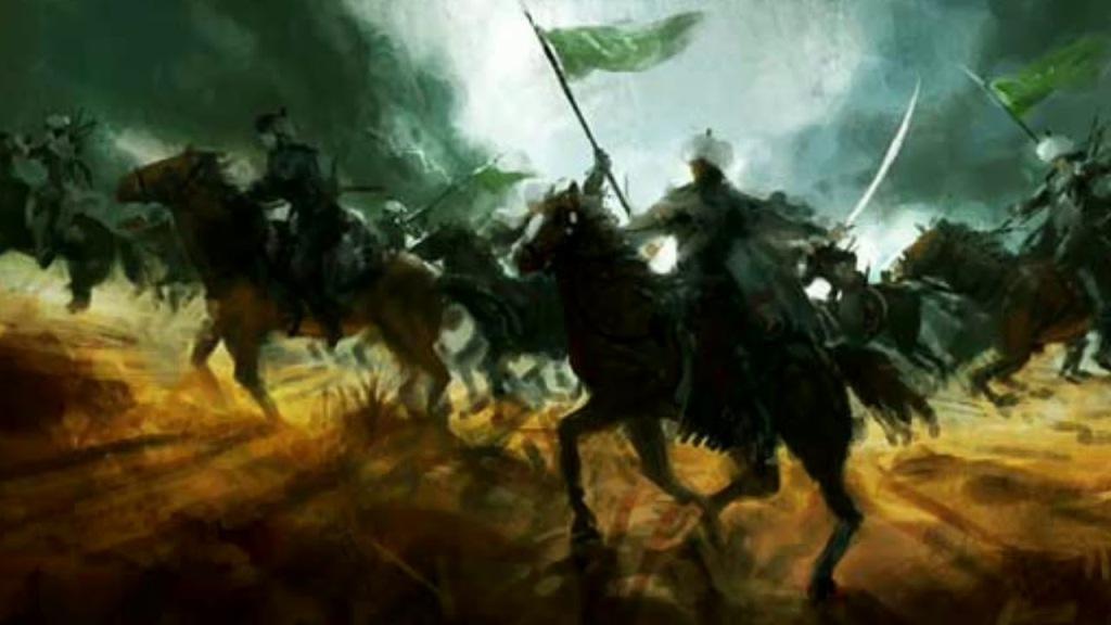 Jargon Kaum Khawarij saat 'Mendemo' Sayyidina Ali