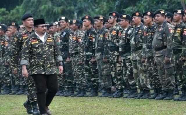 LBH Ansor Dampingi Proses Hukum Dua Anggota Banser