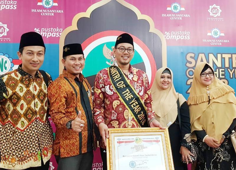Pesantren Bahrul Ulum Jombang Raih Santri of The Year 2018