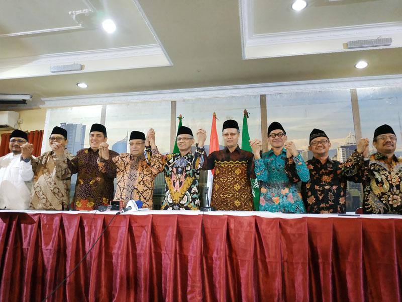 Kiai Said Ajak Umat Islam Tunjukkan Jatidiri