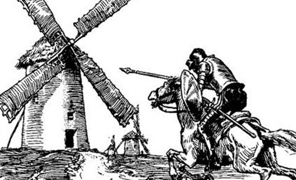 Memahami Agama ala Don Quixote