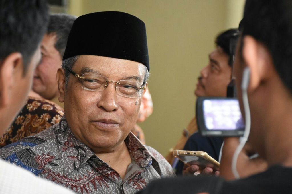 Ketum PBNU Ajak Bangsa Indonesia Tunjukkan Budaya dan Akhlak