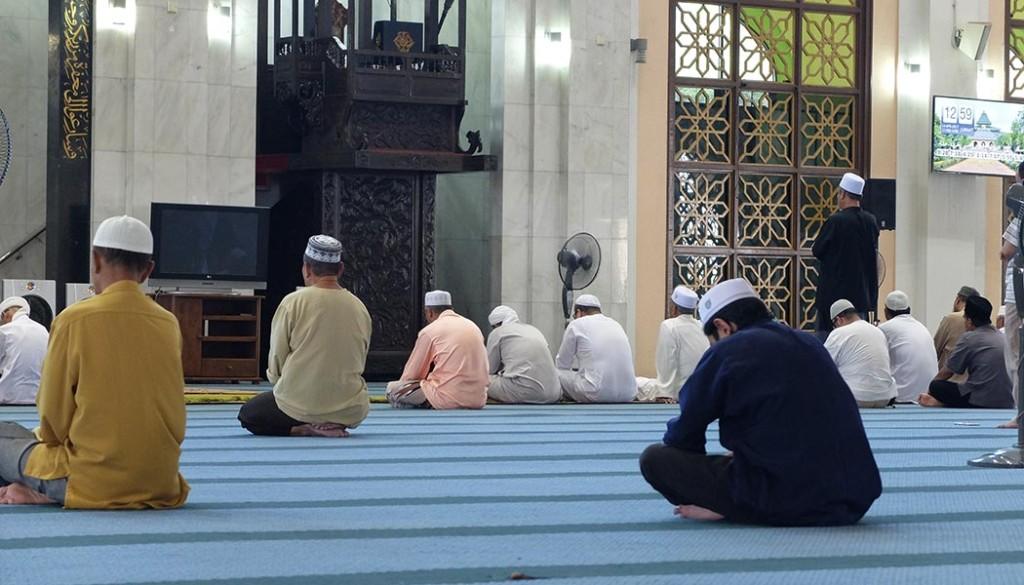 Ini Lafal Niat Shalat Tahiyyatul Masjid