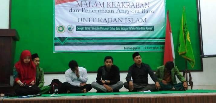 Begini Cara Unit Kajian Islam STAINU Berantas Radikalisme di Kampus