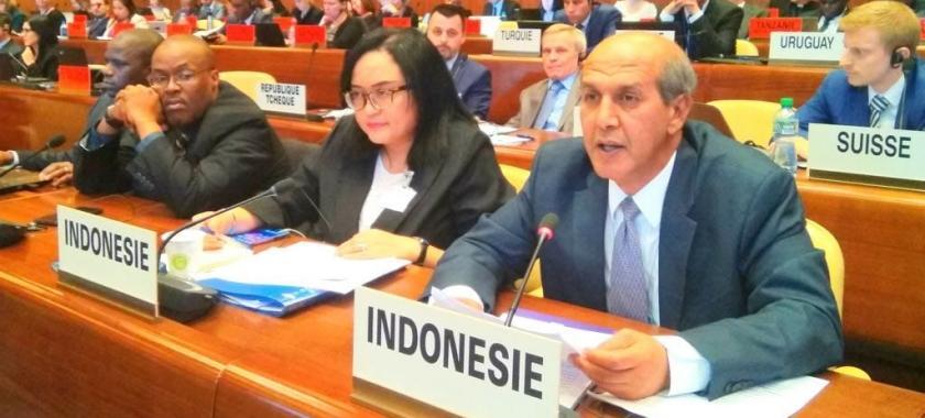 Indonesia Desak ILO Atasi Krisis Ketenagakerjaan di Palestina