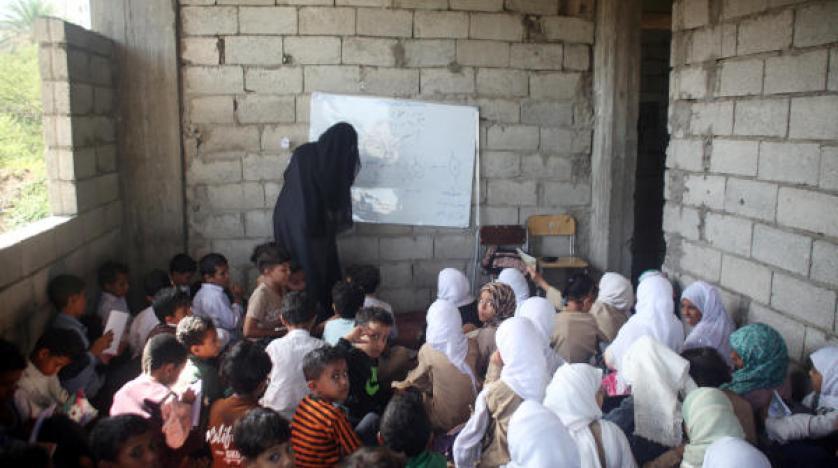 Cara Anak-anak Yaman Mengakses Pendidikan di Tengah Perang