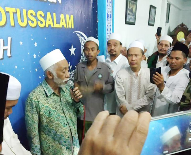 Ulama Tangerang Raya Serukan Eks HTI Bertobat