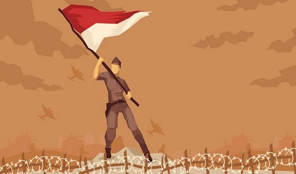 Maknai Hari Pahlawan, Pemuda Harus Kerja Sama Bangun Indonesia