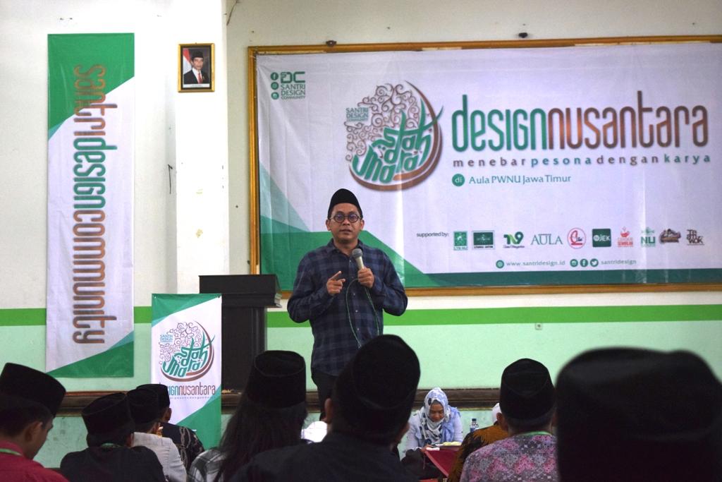 Perkuat Media Pesantren, SDC Gelar Madrasah Desain Nusantara