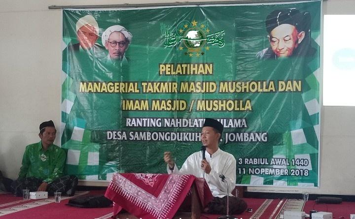 Makmurkan Masjid, Takmir Didorong Kaya Kreatifitas