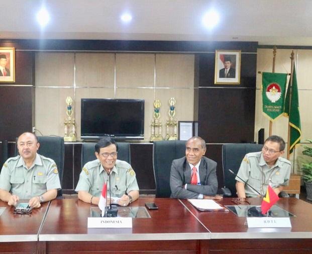 Indonesia-Timor Leste akan Lanjutkan Kerja Sama Bidang Peternakan