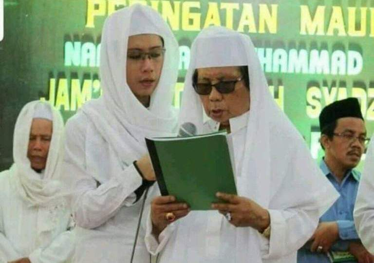 Mursyid Tarekat Syadziliah, KH Musaffa' Ali Wafat