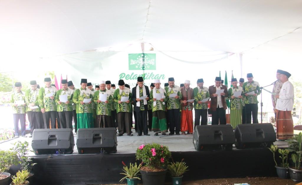 PCNU Kabupaten Bandung Barat Dilantik dan Resmikan Kantor