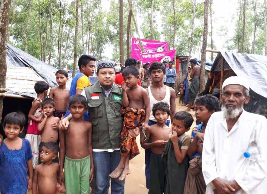Batal Dipulangkan ke Myanmar, Pengungsi Rohinya Gelar Doa Syukur