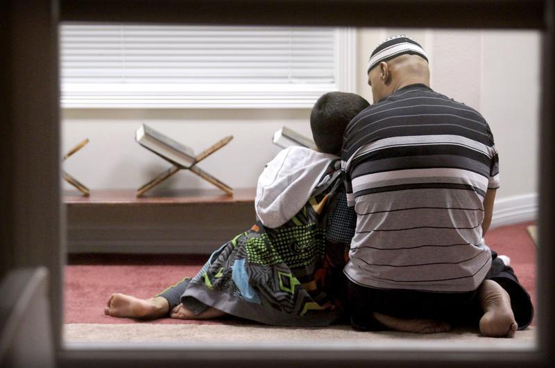 Nabi Muhammad SAW, Seorang Durjana, dan Anak Kecil