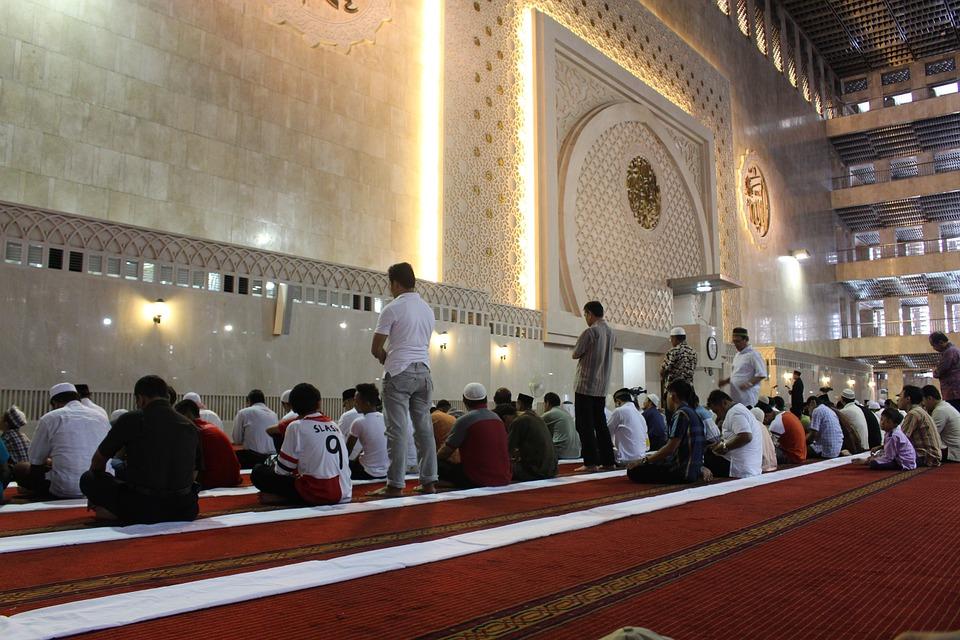 Ini Lafal Niat Shalat Sunnah Qabliyyah Jumat