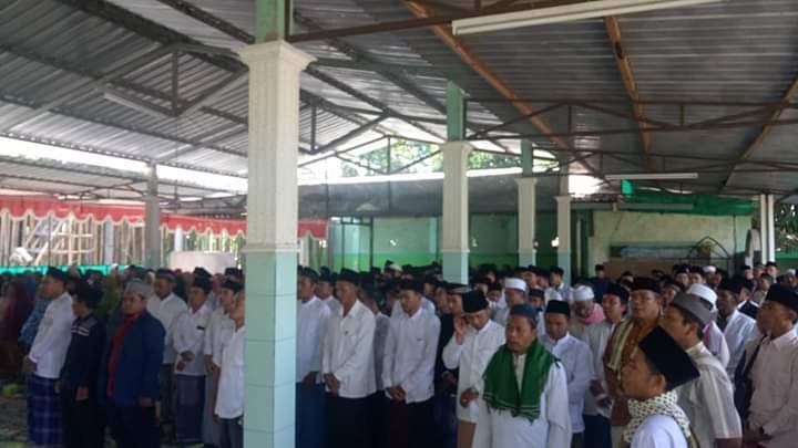 Sepenggal Makna Lagu Indonesia Raya dan Yalal Wathon Maulid Nabi di Lombok