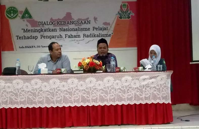 IPNU dan IPPNU Kalimantan Barat Gelar Dialog Kebangsaan