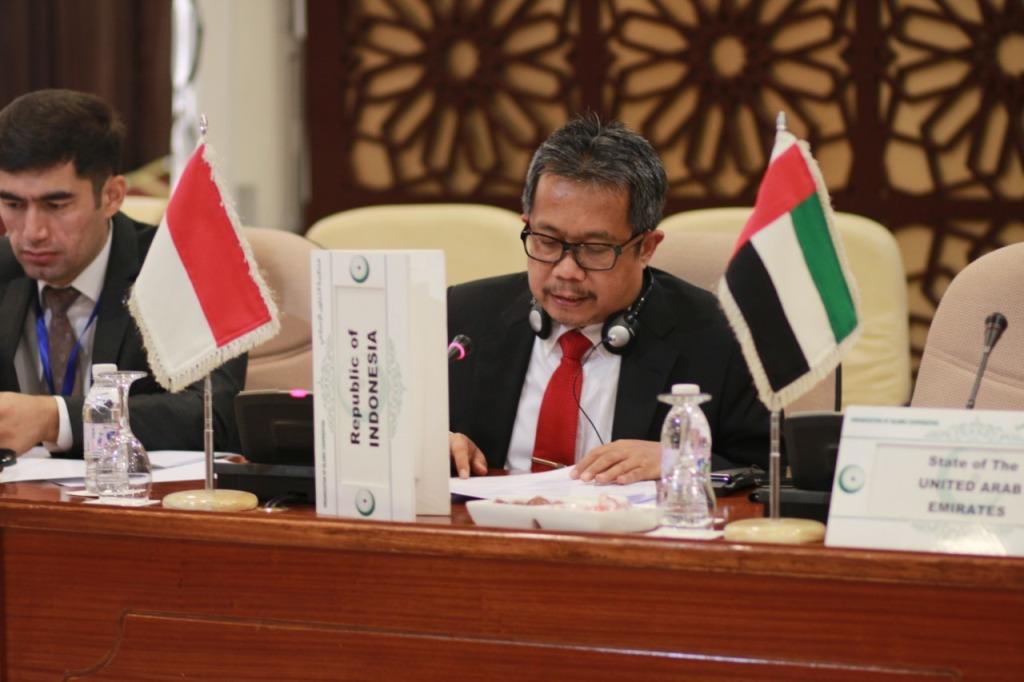 Di Sidang OKI, Indonesia Kecam Hukum Rasis Israel