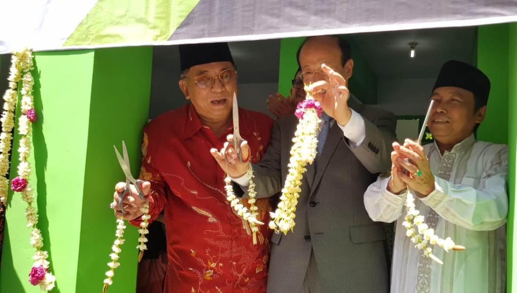 Kerja Sama dengan NU Perkuat Hubungan Indonesia dan Tiongkok