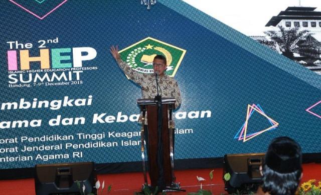 Konferensi Guru Besar Lahirkan Resolusi Bandung, Ini Isinya