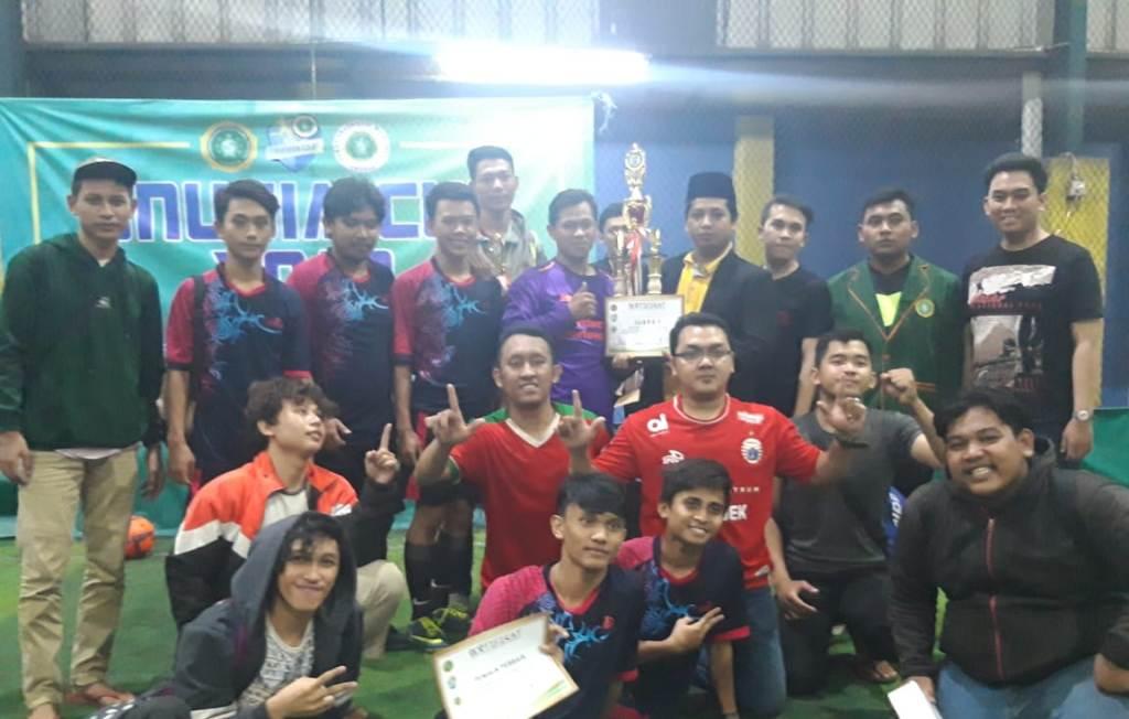 UNUSIA Adakan Turnamen Futsal dan Peragaan Busana