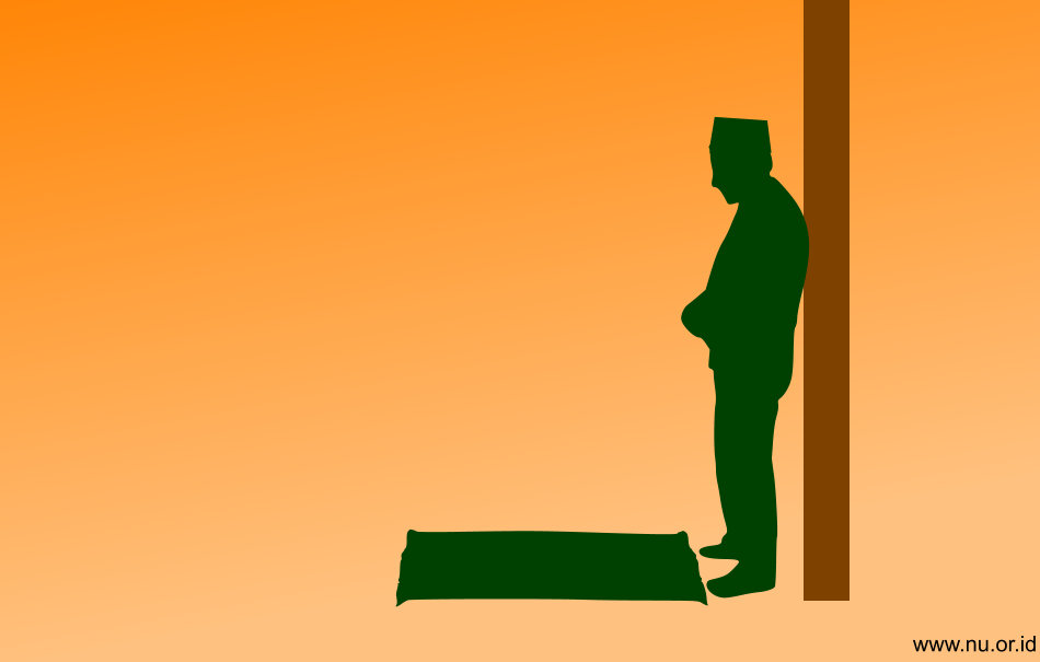 Apakah Sah Shalat sambil Bersandar?