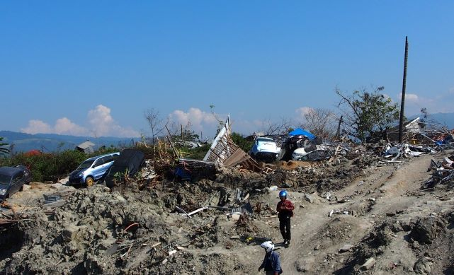 Pemerintah Tetapkan 4 Zona Rawan Bencana Palu