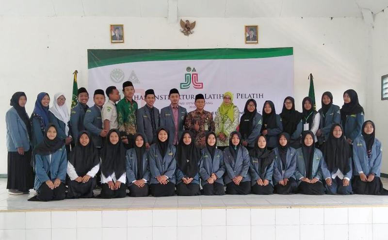 Bentuk Kader Instruktur dan Pelatih, IPNU-IPPNU Jombang Gelar Diklat