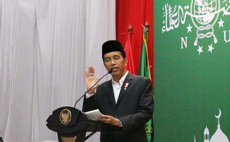 Presiden Jokowi Dijadwalkan Hadir ke Pesantren Tambakberas
