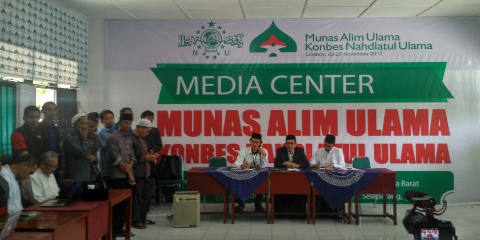 NU Bali Bawa Kewenangan SK MWCNU ke Munas-Konbes