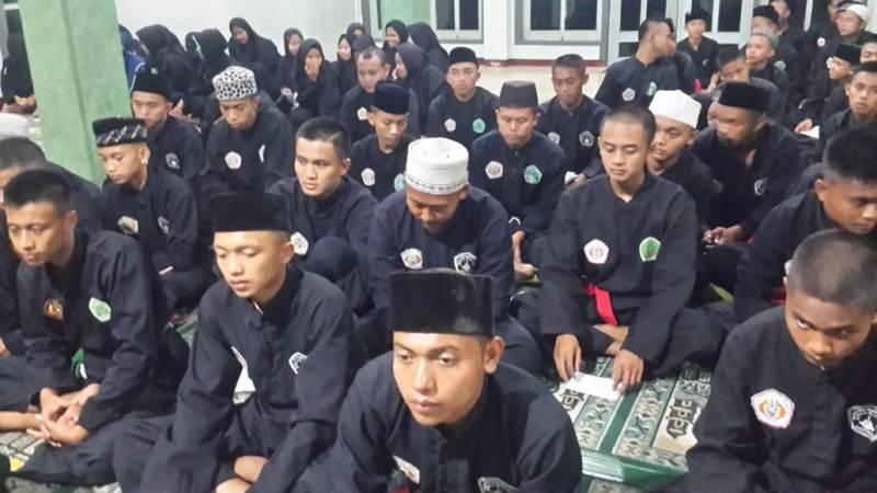 Pesilat Pagar Nusa  Tak Boleh Sombong