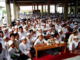 President discusses pesantren bill with Aceh ulema