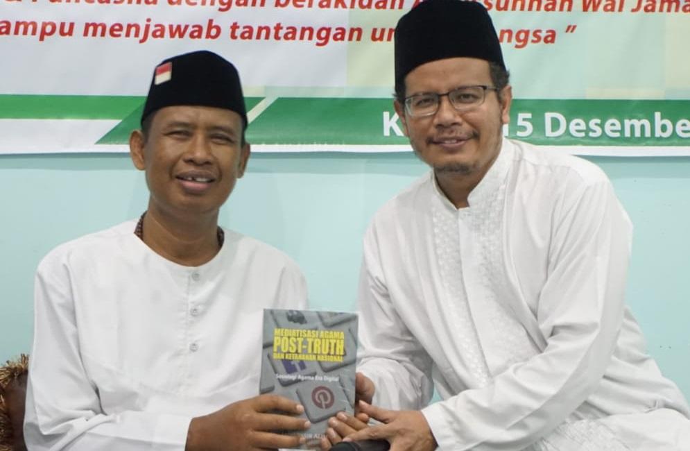 Aktivis Matan Terbitkan Buku Mediatisasi Agama dan Ketahanan Nasional