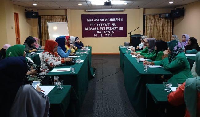 Fatayat NU di Luar Negeri Miliki Andil Besar Berdayakan Perempuan