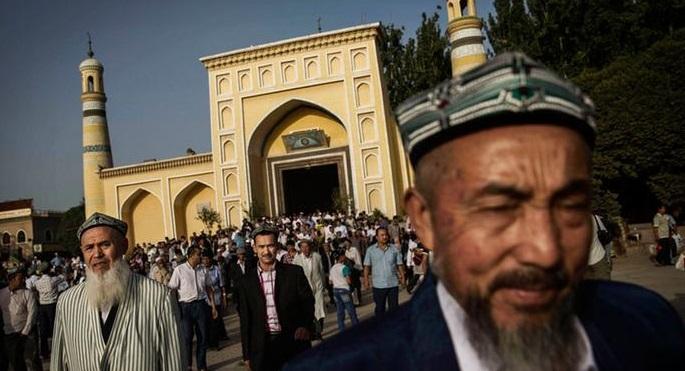 Kata PCINU Tiongkok soal 'Penindasan' Muslim Uighur