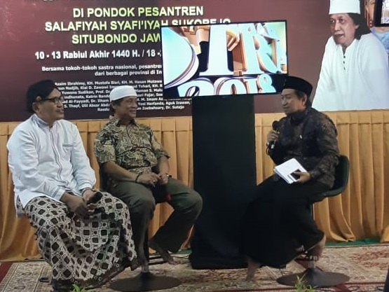 Pesantren and literature inseparable from one another