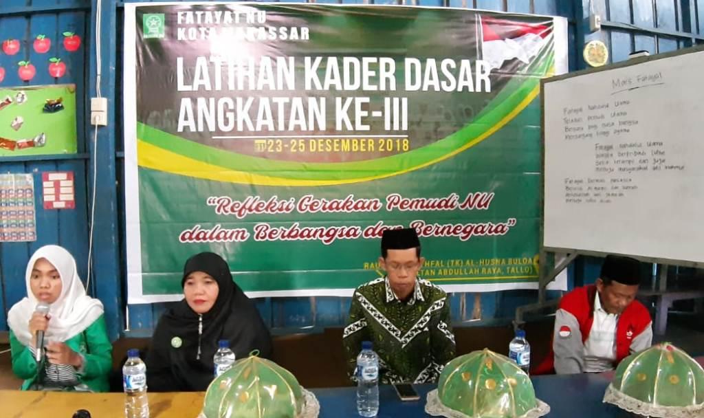 Fatayat NU Makassar Didorong Bantu Selesaikan Persoalan Perempuan
