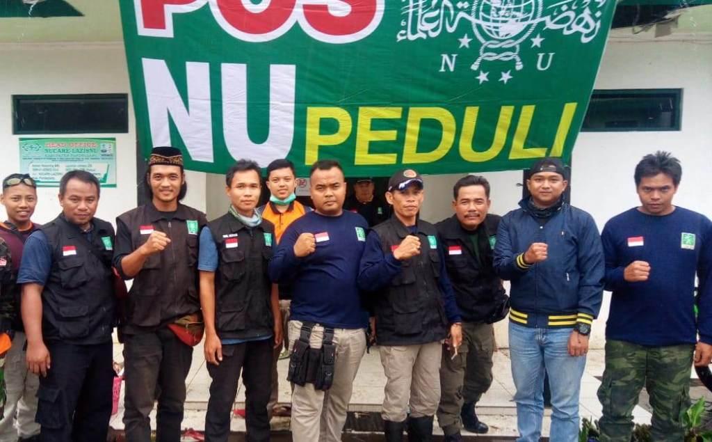 LPBI NU Jateng Kirim Relawan untuk Bantu Korban Tsunami Selat Sunda
