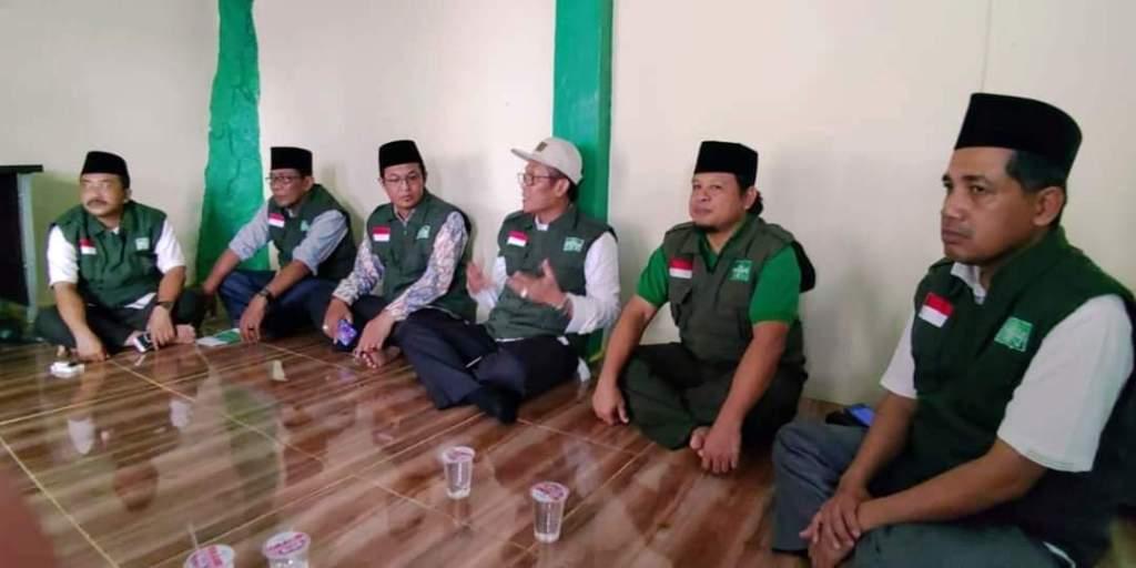 NU Peduli Lampung Bagikan Ribuan Nasi Bungkus Tiga Kali Sehari
