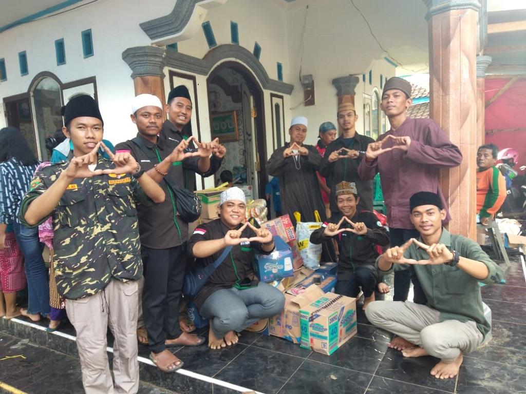 AIS Banten Salurkan Bantuan untuk Korban Tsunami Selat Sunda