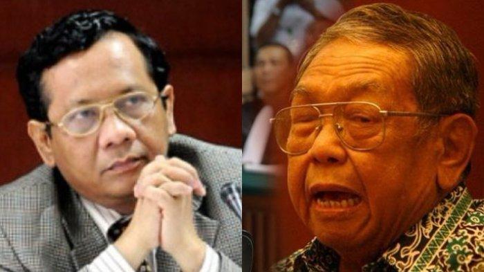 Mahfud MD Tak Sadar Bercucuran Air Mata Usai Jenguk Jenazah Gus Dur