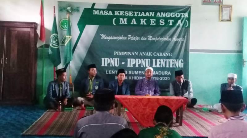 IPNU-IPPNU Merupakan Penggerak Aswaja di Kalangan Pelajar